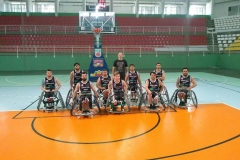 Equipe Gelnex/Coopercarga/Águias de Concórdia - Catarinense 2019 - 16º e 17º Jogo