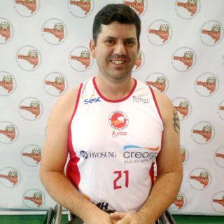 Aldo Pavesi - Atleta da APEDEB