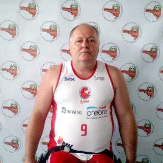 Alencar José Wilbert - Atleta da APEDEB
