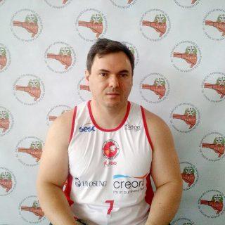 Alessandro Felipe - Atleta da APEDEB