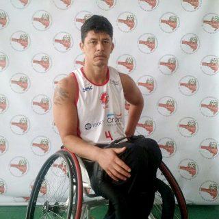 Marcelo Soares Leandro - Atleta da APEDEB