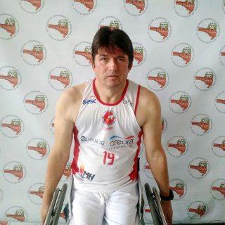 Marcos Haache - Atleta da APEDEB