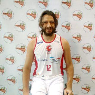 Valmor Salvador - Atleta da APEDEB