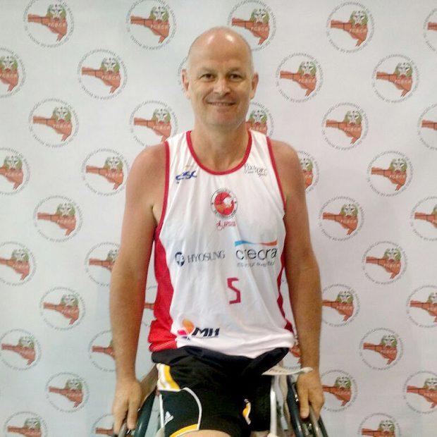 Marcos Vinícius Schmidt - Atleta da APEDEB